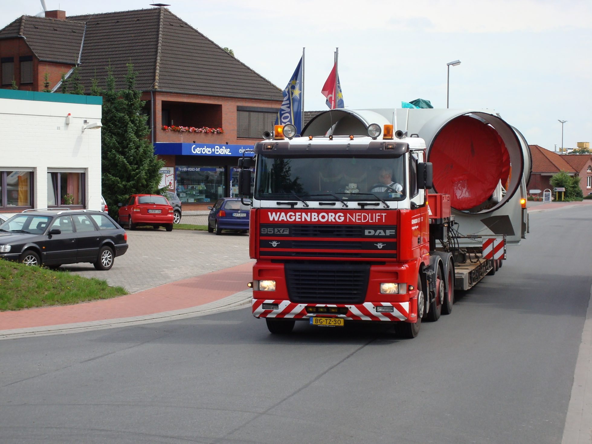 Abnormal Load Specialists‎